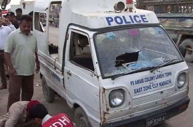 کراچی: رواں سال کے دوران 4 پولیس افسران اور 13 اہلکار جاں بحق