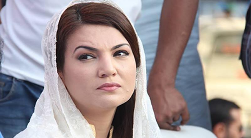 عمران خان کی سابق اہلیہ ریحام خان نے امیر مقام اور عائشہ گلالئی سے رابطوں کی تردید کر دی