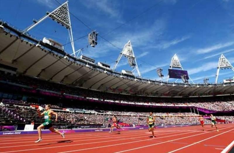 لندن اسٹیڈیم میں 4 سے13 اگست تک جاری رہنے والی لیگ کا چھٹا روز