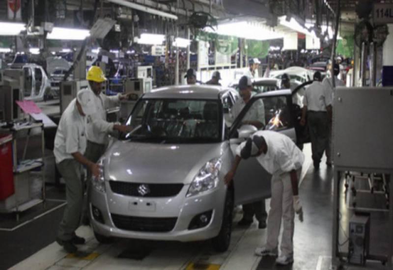 پاکستان میں تیار شدہ گاڑیوں کی فروخت میں41 فیصد اضافہ