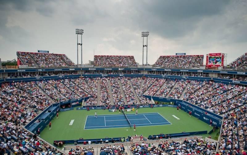 ٹینس  کی دنیا میں آج کل راجرکپ کے سنسنی خیز مقابلے جاری