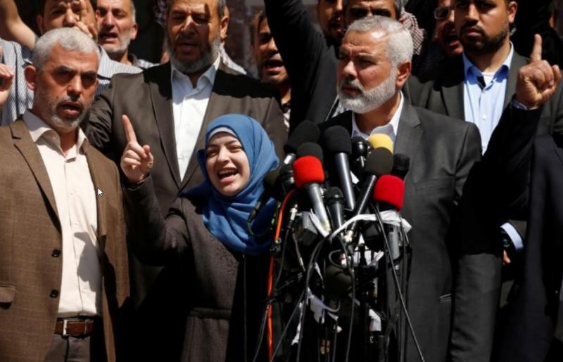 ایران کے ساتھ تعلقات بحال ہو گئے۔ حماس