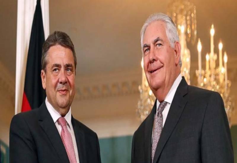 جرمن وزیر خارجہ امریکا کے ایک اہم دورے کے لیے روانہ