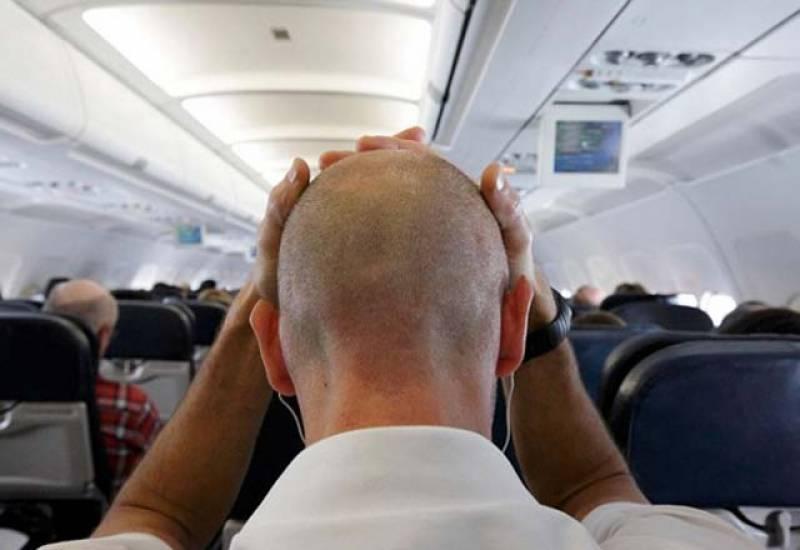 ہوائی جہاز میں سب سے پہلے سوار ہونا صحت کیلئے خطرناک ہے۔