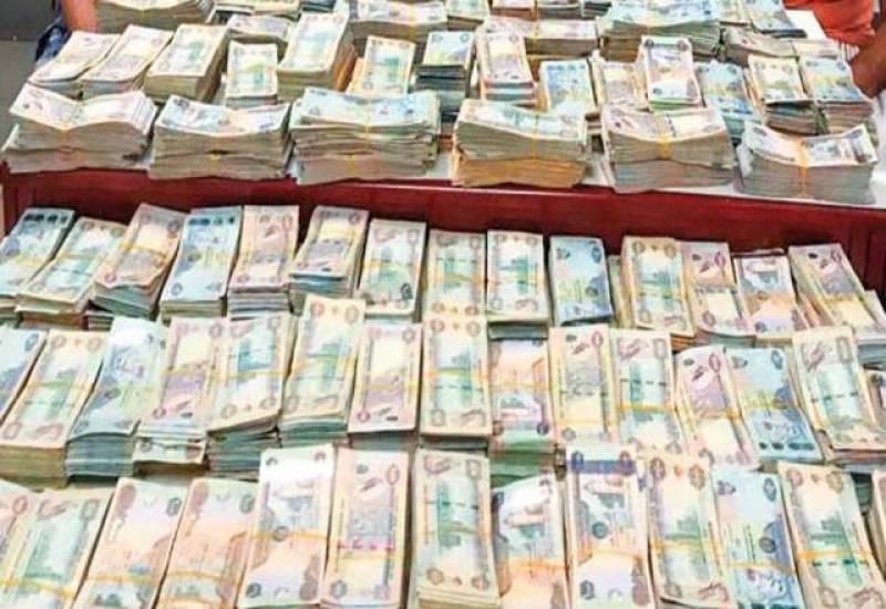 14ملین درہم چوری کرنے والا گروہ گرفتار