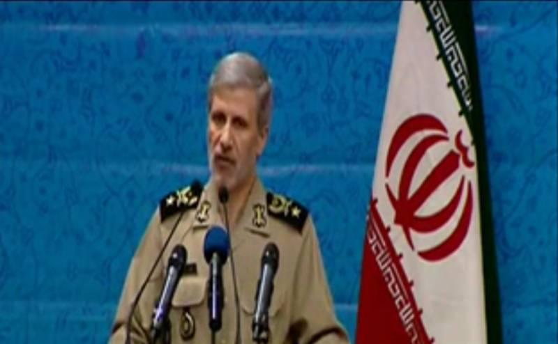 ایران کی دفاعی توانائی کا ایک اہم ترین عنصر میزائلی توانائی ہے: جنرل امیر حاتمی
