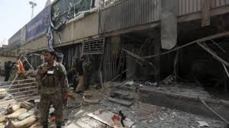 ہرات کے گورنر نے میڈیا کو بتایا کہ ضلع شنداد کے علاقے میں  ڈرون حملے کیا گیا