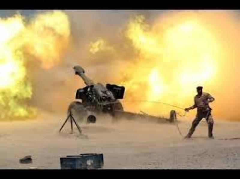 غیرملکی خبررساں: عراقی فوج کے ایک کرنل کریم الامی کا کہنا تھا کہ العبادیہ میں داعش کے پہلے دفاعی حصار کو توڑنا ایسے ہی ہے جیسے دوزخ کے دروازے کھولنا ہے
