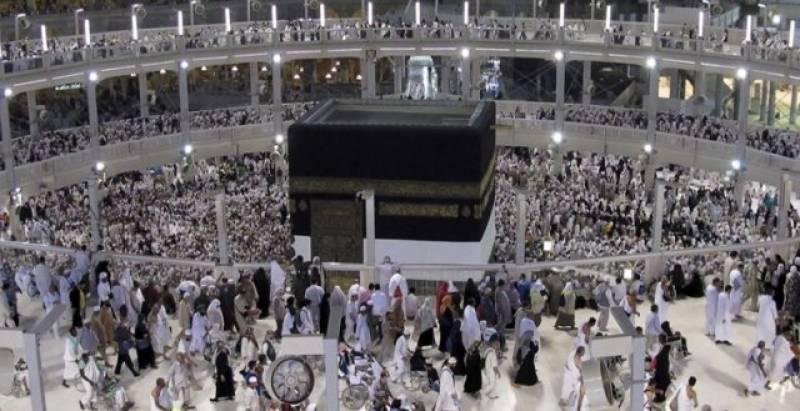 فضاؤں میں لبیک اللھم لبیک کی صدائیں، رنگ و نسل سے بالا، عازمین حج حجاز مقدس میں جمع, مناسک حج کا آغاز ہو گیا
