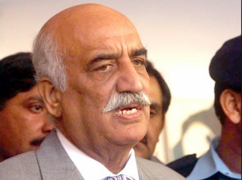 ہم اپنی غلطیوں سے پاکستان کی اسٹریٹجک پوزیشن گنوا چکے ہیں:اپوزیشن لیڈرخورشید شاہ