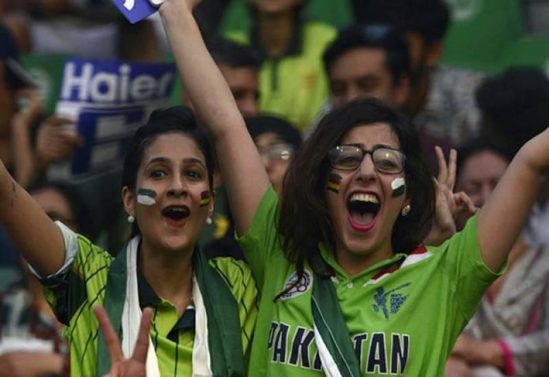 پاکستان اور ورلڈ الیون کے میچز کیلئے آن لائن ٹکٹوں کا اجراء جمعہ سے  ہوگا۔