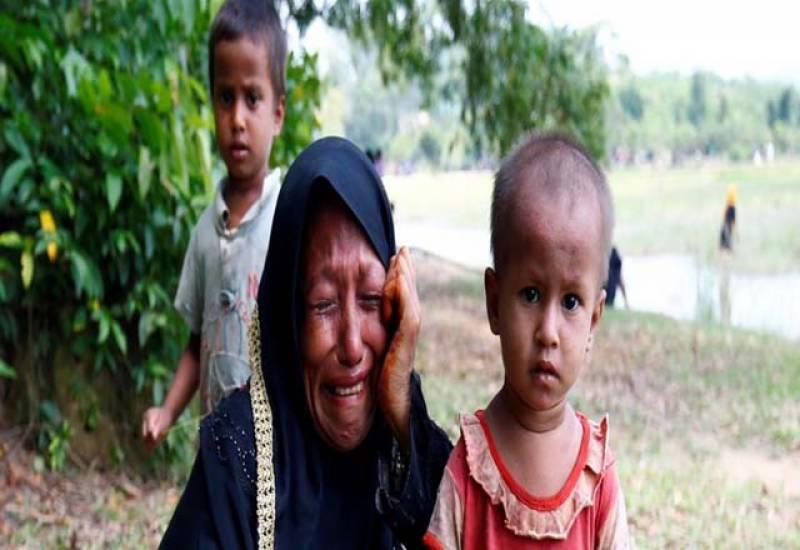 میانمار میں مسلمانوں کے خلاف جارحیت جاری