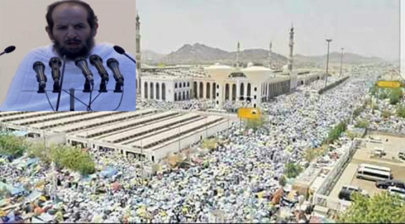 زیادتی مسلمان کے ساتھ ہو یا غیر مسلم کے ساتھ اسلام میں منع ہے،اسلام امن کا درس دیتا ہے،ڈاکٹر سعد بن ناصر الشتری