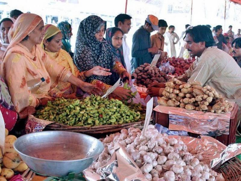 عیدالاضحی کی آمد کے ساتھ ہی سبزیوں کی قیمت میں دگنا اضافہ ہوگیا