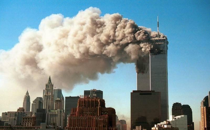 نائن الیون کو  دہشتگردوں نے عالمی سپر پاور کی معاشی مرکز کو چند ہی لمحوں میں خاک کا ڈھیر بنادی.  نائن الیون کو سولہ سال بیت گئے