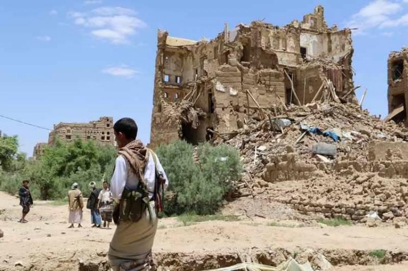 یمن  کے دیہاتوں میں میں ڈرون حملے میں پانچ مشتبہ عسکریت پسند ہلاک ہوگئے