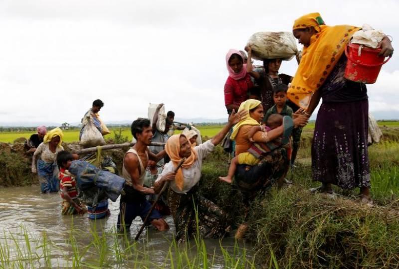 روہنگیا مسلمانوں پر تاریخ کے بدترین ظلم کا سلسلہ جاری