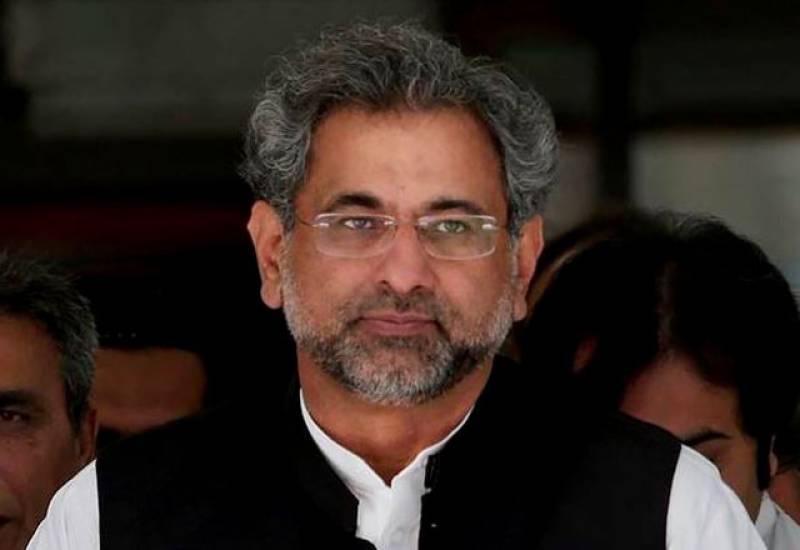 شاہد خاقان عباسی سے ساہیوال کے ارکان قومی اسمبلی کی ملاقات