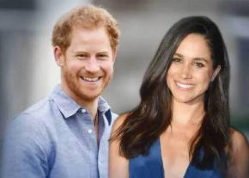 برطانوی شہزادی لیڈی ڈیانا کے چھوٹے بیٹے پرنس ہیری امریکی اداکارہ میگن مارکل سے منگنی کا اعلان