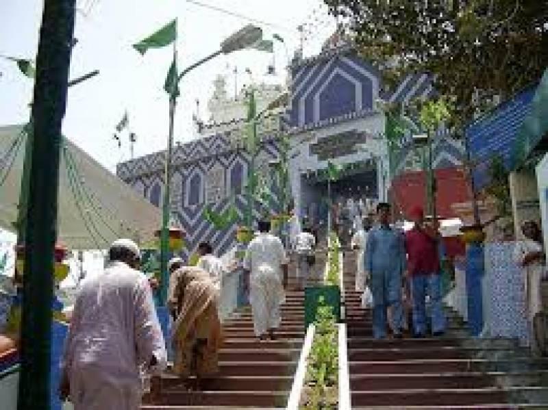 عظیم صوفی بزرگ حضرت عبداللہ شاہ غازی کے3 روزہ عرس کی تقریبات کا باقاعدہ آغاز صوبائی وزیراطلاعات واوقاف ناصرحسین شاہ نے کیا
