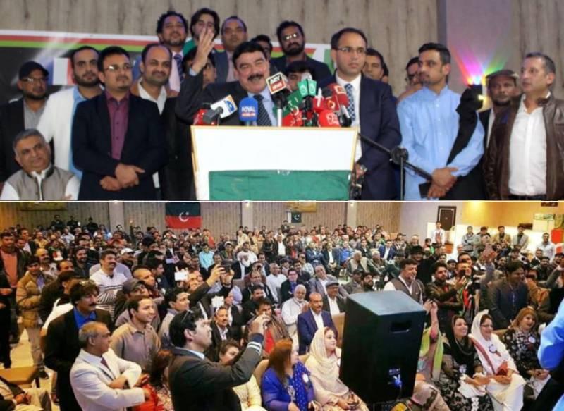 مرحوم مجید نظامی اصل،سچے اور حقیقی پاکستانی تھے۔ شیخ رشید