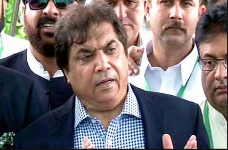 عمران خان کے بیانات میں تضاد ہے، عدالت عمران خان کی بینک ٹرانزیکشن کی تفصیلات مانگ رہی ہے جو ان کے پاس نہیں:رہنمامسلم لیگ ن حنیف عباسی