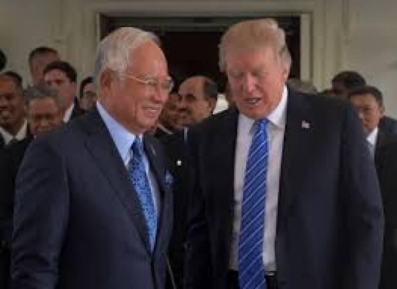 ملائیشیا اور امریکہ کے درمیان دس ارب ڈالر سے زیادہ کے تجارتی اور دفاعی معاہدے طے پا گئے