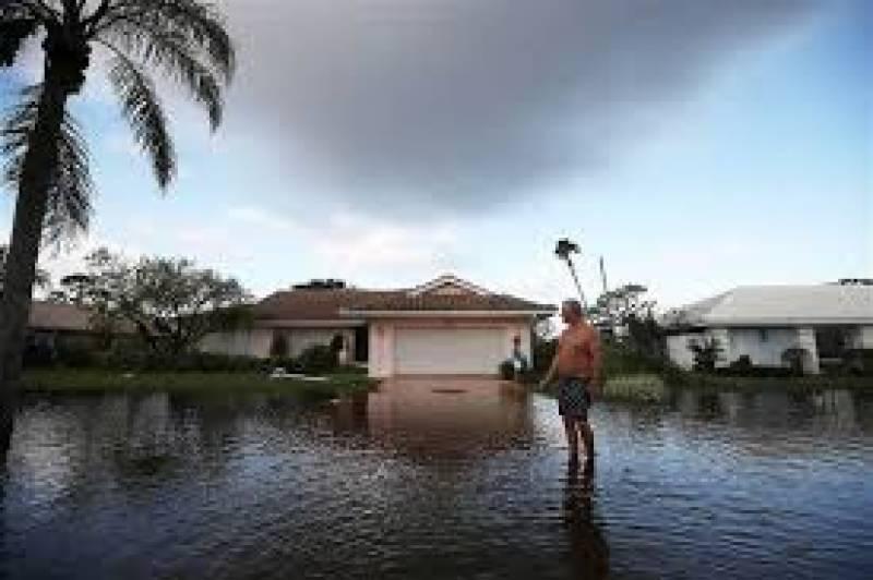 فلوریڈا کے متعدد شہروں میں نوے فیصد گھر تباہ ہو گئے ،جبکہ لاکھوں افراد بجلی سے محروم ہیں،حکام