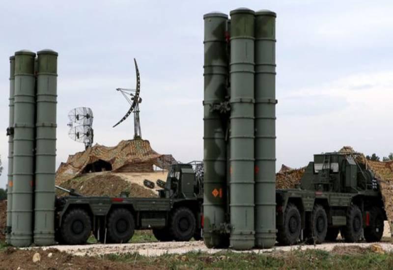 روس سے ایس 400 دفاعی نظام خریدنا ترکی کا اندرونی معاملہ ہے۔ فرانس