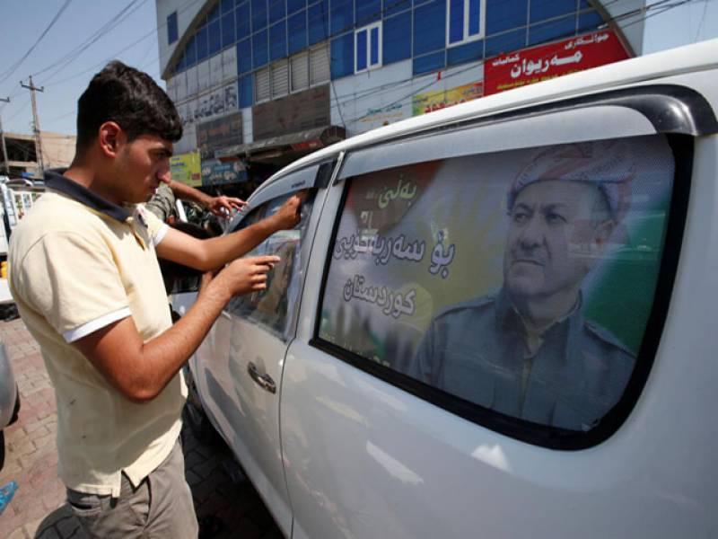 شمالی عراق ریفرنڈم سے انکارکرے ورنہ بھاری قیمت ادا کرنا ہوگی۔ حکومت ترکی