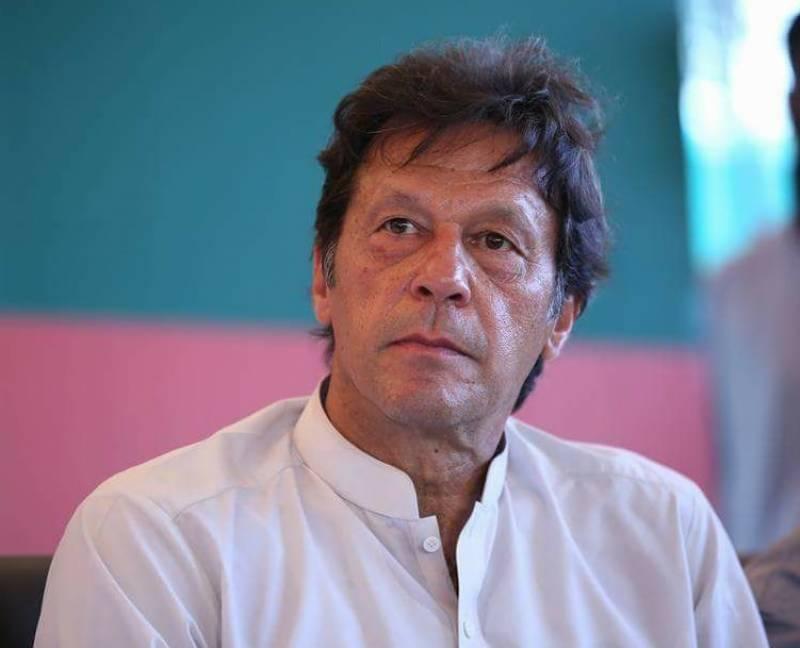 الیکشن کمیشن نے چئیرمین تحریک انصاف کے قابل ضمانت وارنٹ گرفتاری جاری کر دئیے
