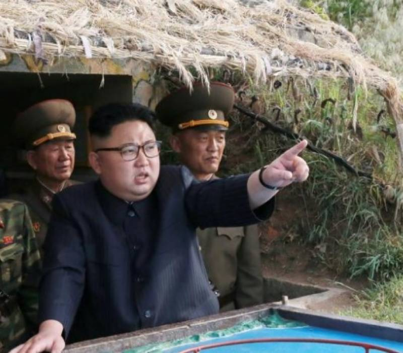 شمالی کوریا نے جاپان کو ڈبونے اور امریکہ کو راکھ اور اندھیروں میں تبدیل کرنے کی دھمکی دے ڈالی