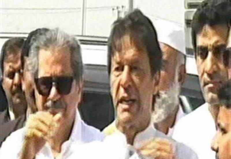 مجھے کیوں نکالا کی ساری کوشش عدالتوں پر پریشر ڈالنے کی مہم تھی۔ عمران خان