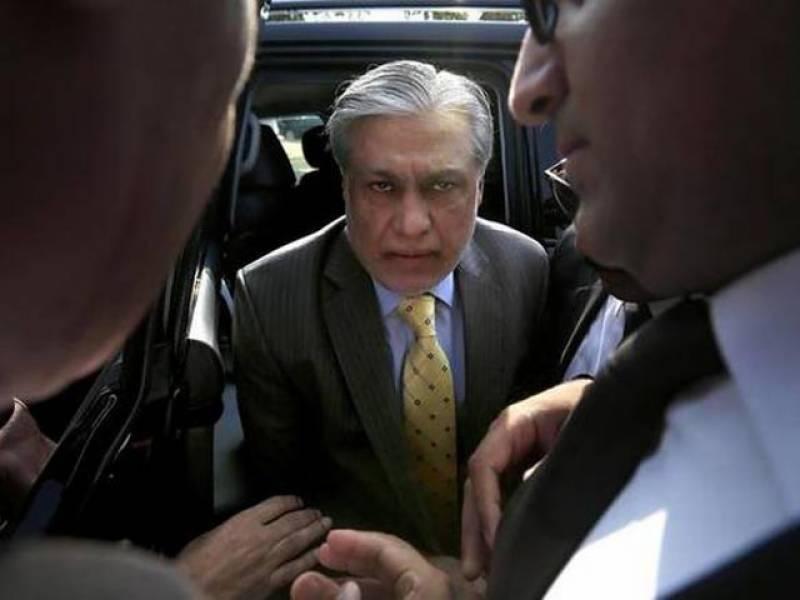 اسلام آباد ہائیکورٹ نے اسحاق ڈار کی احتساب عدالت میں ٹرائل روکنے کی درخواست مسترد کردی۔