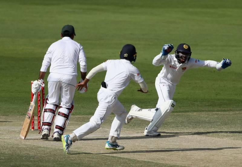 پاکستان پہلے ٹیسٹ کی ہارکا بدلہ لینے کے لئے فل تیاری سے میدان میں اترے گا۔