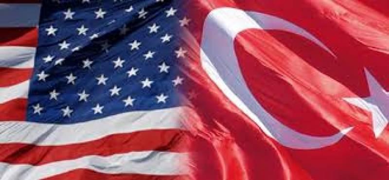 امریکہ اور ترکی کے درمیان سفارتی تنازع شدت اختیار کر گیا ہے