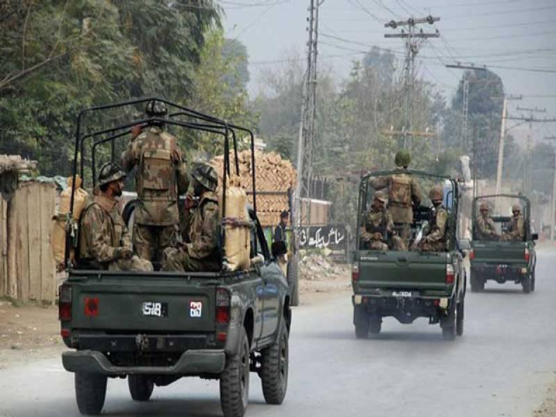 شمالی وزیرستان: دہشتگردوں کی سیکیورٹی فورسز کی گاڑی پر فائرنگ،3 اہلکار شہید،7 زخمی