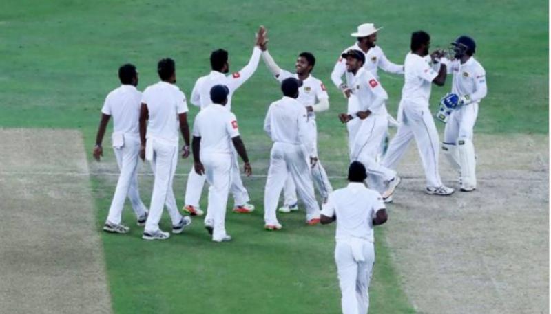 سری لنکا نے پاکستان کو ٹیسٹ سیریزمیں وائٹ واش کردیا