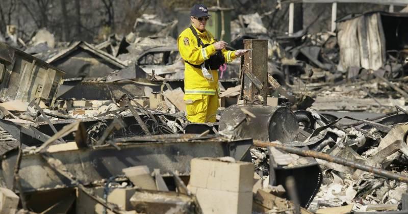 سونامی کاؤنٹی کورونر کی رپورٹ میں 2 مزید ہلاکتوں کے بعد کیلیفورنیا میں ہلاکتوں کی تعداد 23 تک پہنچ گئی ہے
