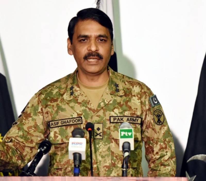 ہربنیاد پرست دہشتگرد نہیں اور ہر دہشتگرد بنیاد پرست نہیں ہوتا، پاکستان دنیا کا بہترین ملک ہے,ڈی جی آئی ایس پی آر میجر جنرل آصف غفور