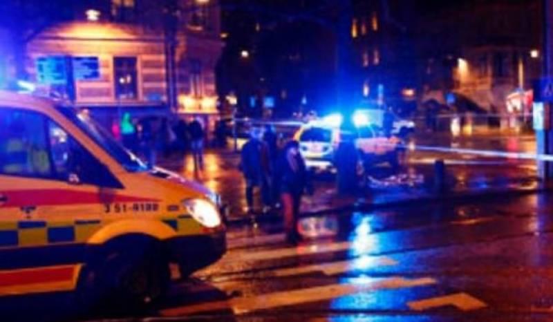 سوئیڈن ٹری لی بورگ کی مارکیٹ میں نامعلوم شخص کی فائرنگ سے 8 افراد زخمی