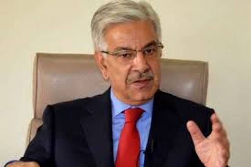 خواجہ آصف : پاکستان امریکہ کے ساتھ پرانی یاری دوستی کے نتائج پہلے سے ہی بھگت رہا ہے
