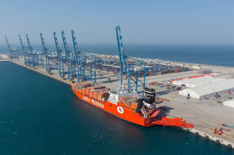 گوادر پانچ برسوں میں جنوبی ایشیا کی سب سے بڑی بندرگاہ بن جائے گی۔ رپورٹ