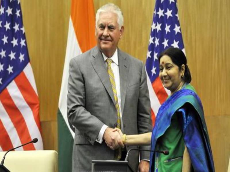 بھارت نے امریکہ کے ساتھ مل کر جھوٹ بولنے اور الزامات لگانے کی روایت برقرار رکھی