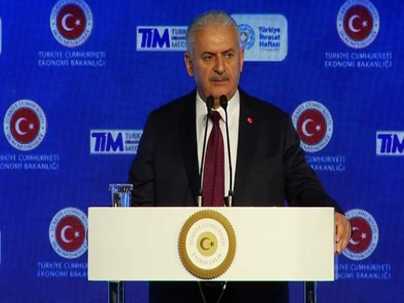 ترکی کی مستقبل کی طاقت اس کی برآمدات و سرمایہ کاری میں پوشیدہ ہے۔ وزیر اعظم