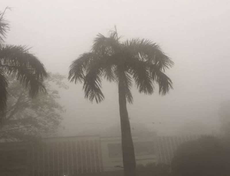 ملک کے بیشتر علاقے تا حال شدید دھند اور سموگ کی لپیٹ میں