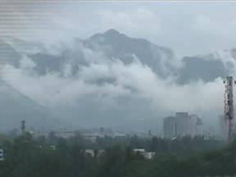 مغربی ہواؤں کا سسٹم پاکستان داخل ہوگیا۔ تیار رہیں بارشیں آنے والی ہیں۔