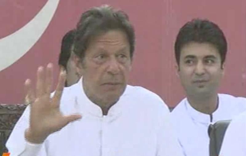 اسلام آباد کی انسداد دہشتگردی کی عدالت نےایس ایس پی عصمت اللہ جونیجو  تشدد کیس میں عمران خان کی ضمانت  منظور کرلی