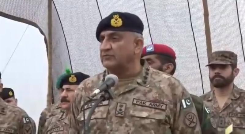 کوئی بھی طاقت پاکستان کو مٹا نہیں سکتی:آرمی چیف جنرل قمر جاوید باجوہ