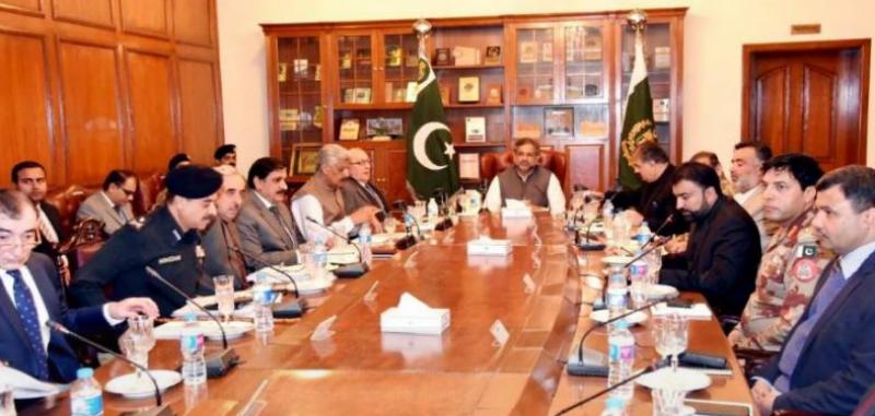 وزیراعظم نے بلوچستان کی ترقی کیلئے دس سالہ پیکج کا اعلان کردیا